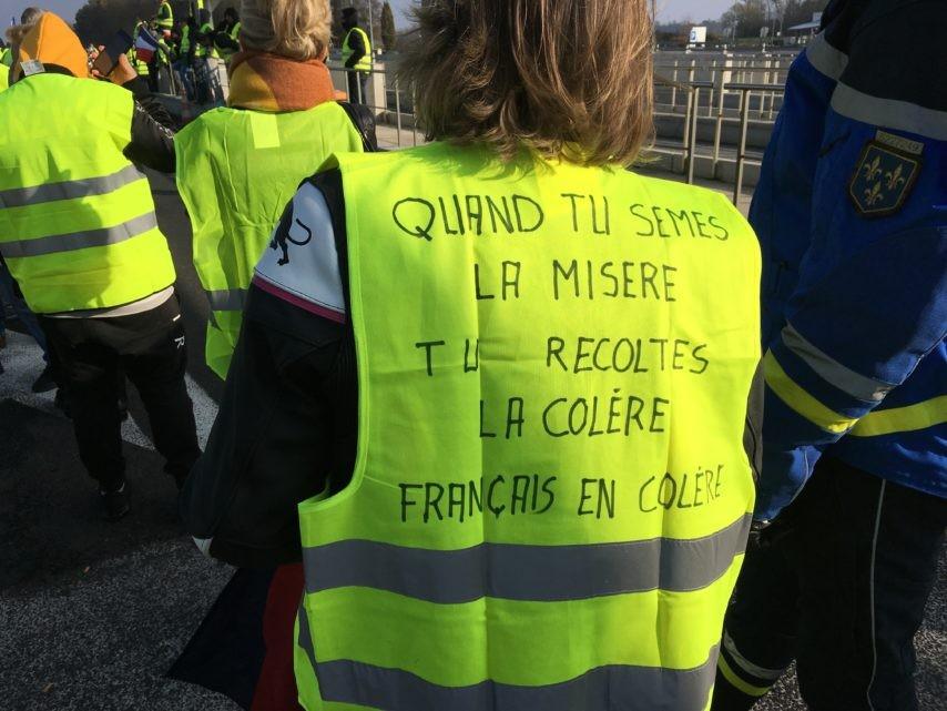 France / Lettre au président, manifeste et communiqué n°2