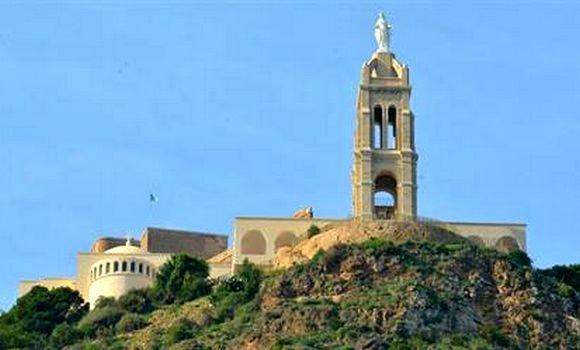 L'église Notre-Dame de Santa Cruz d'Oran restaurée