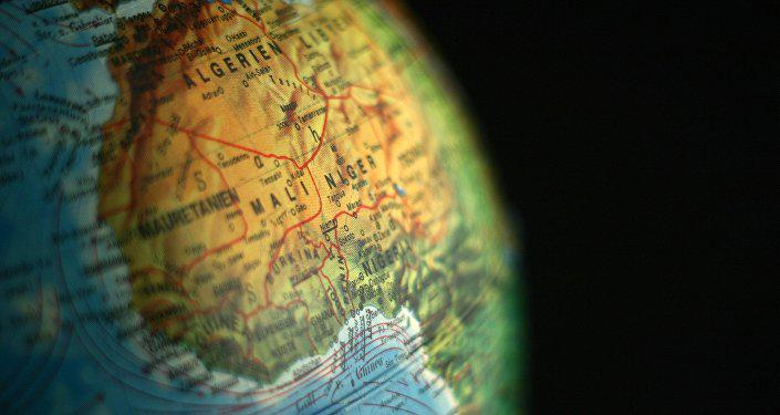 La colonisation de l'Afrique – Résumé sur carte