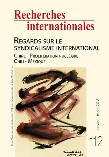 RECHERCHES INTERNATIONALES / Notes de lecture