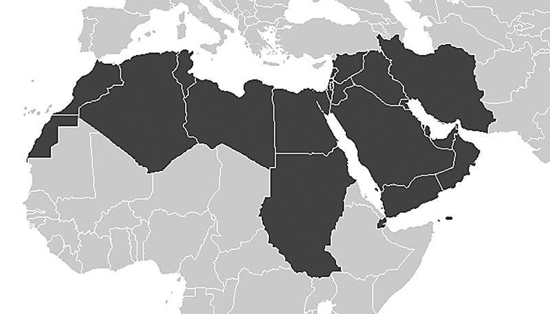 La transformation économique et sociale du Moyen-Orient et de l'Afrique du Nord