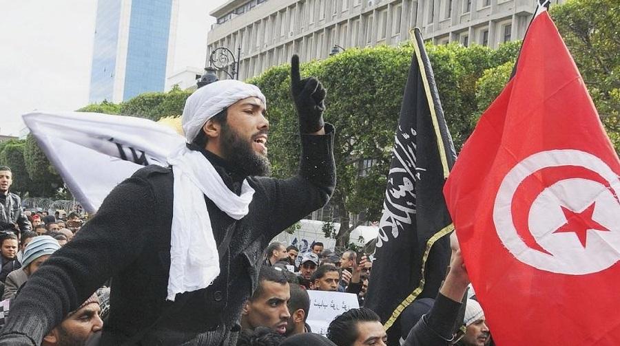 Damas accuse Ennahdha de Ghannouchi d'avoir financé le terrorisme en Syrie