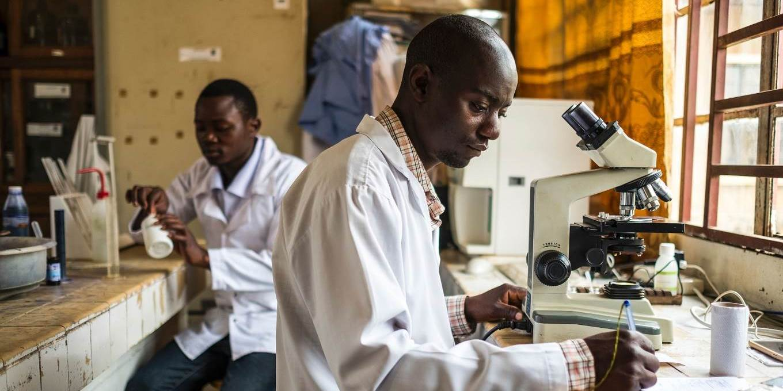 Renforcer les capacités scientifiques de l'Afrique