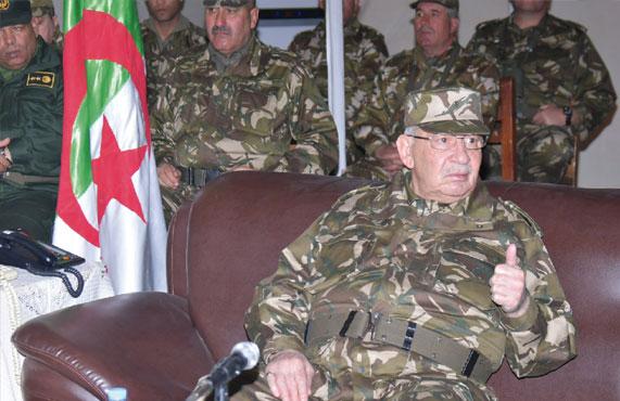 Algérie / En inspection à la 2e RM, Gaïd Salah supervise un exercice démonstratif avec munitions réelles : Un grand professionnalisme