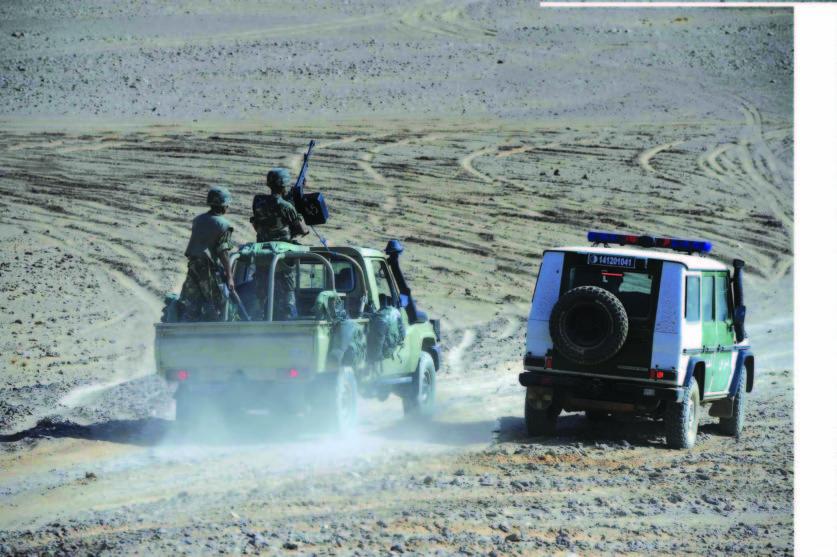 Algérie / Refoulés au Sud et selon le ministère de l'Intérieur : «Les migrants étaient des djihadistes»