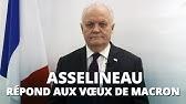 François Asselineau analyse et répond aux vœux de Macron
