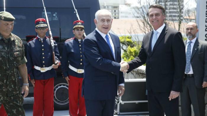 L'alliance Bolsonaro-Netanyahou à l'épreuve des faits et…du business de la viande