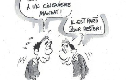 Caricaturisme / Nedjmeddine Bendimerad