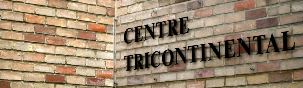 CETRI – Centre Tricontinental (ONG) – étude, publication –