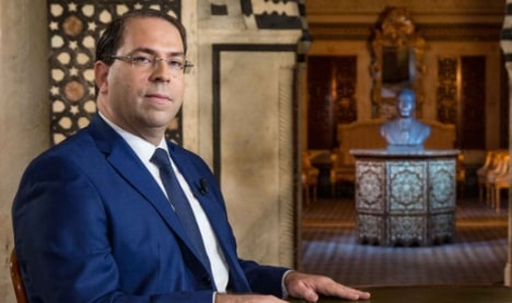 Tunisie / Sondage : Youssef Chahed reste le premier favori à la Présidentielle de 2019