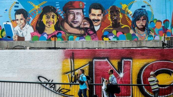 Vénézuela / Ainsi va et mal le monde !