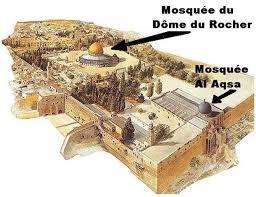 Projet sioniste : La mosquée Al Aqsa va être détruite …