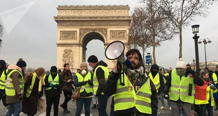France / Mouvement des Gilets jaunes après 10 semaines de mobilisation