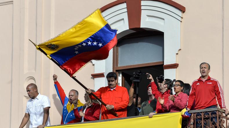 Caracas rejette l'ultimatum européen sur la tenue d'élections : Le président Maduro ne veut rien lâcher