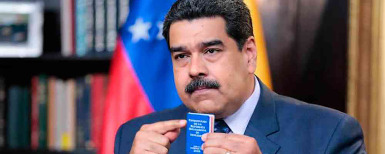 Venezuela / L'échec de la réalité virtuelle et la soi-disant Communauté Internationale