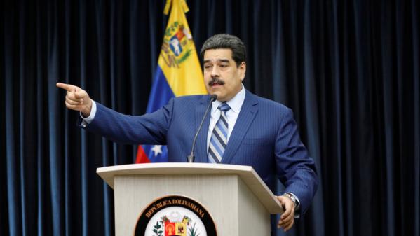 Etats-Unis et Colombie entendent rétablir «la démocratie» au Venezuela