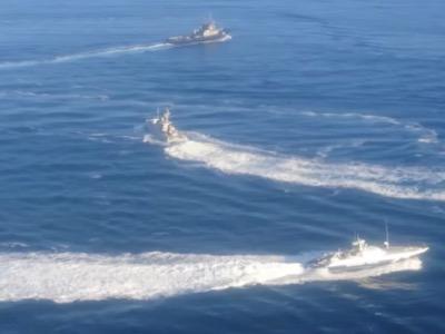 Déclaration de la Russie sur l'incident militaire en Crimée