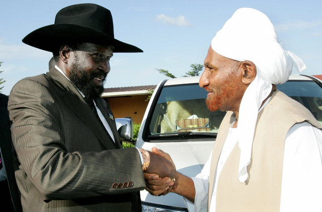 Soudan / le principal chef de l'opposition soutient les appels au départ de Béchir