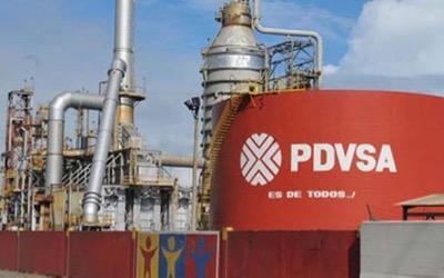 Les Etats-Unis sanctionnent l'entreprise pétrolière nationale du Venezuela