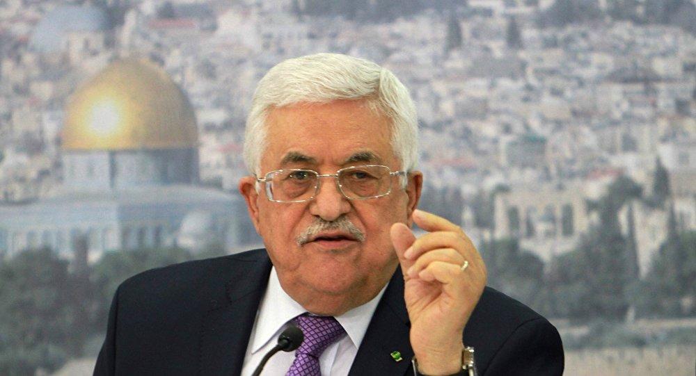Mahmoud Abbas: «Pour nous, peu importe désormais ce que font les États-Unis»