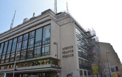 Les aléas stratégiques de l'Agence France Presse