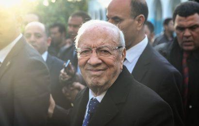 Beji Caid Essebsi : « La Tunisie et la Libye, un peuple qui vit dans deux pays »
