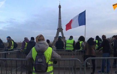 France / De 51.400 à 240.000 Gilets jaunes: le grand écart entre les chiffres persiste