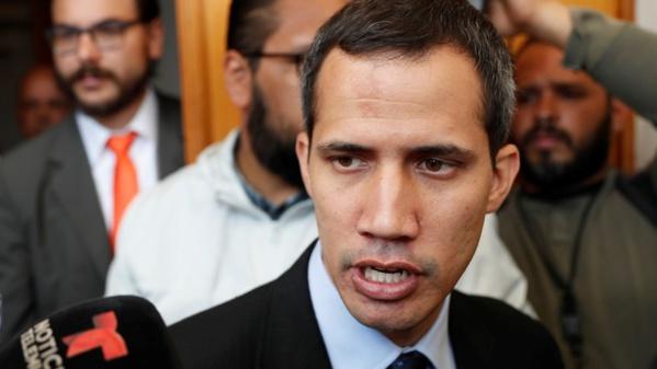 Venezuela / le Parlement européen reconnaît l'opposant Juan Guaido comme président «légitime»