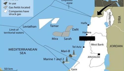 Quatre pays méditerranéens vont lancer le gazoduc le plus long au monde