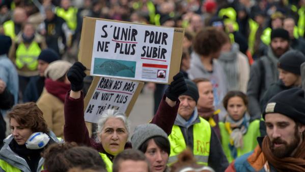 France / Les Gilets jaunes et la société ingouvernable selon Grégoire Chamayou
