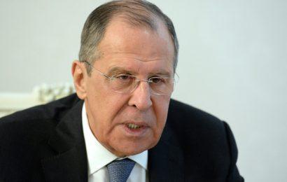 Lavrov affirme qu'il n'y aura pas de stabilité régionale sans la Russie