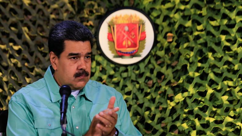 Vénézuela / Après avoir refusé celle des USA, Maduro annonce l'arrivée d'aide humanitaire de Russie