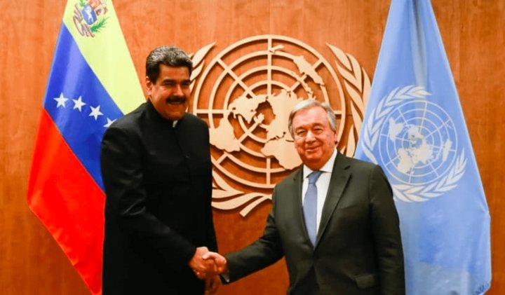 L'ONU rejette le «président par intérim» autoproclamé Juan Guaidó