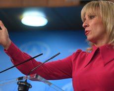 Maria Zakharova révèle qui est le «principal producteur de fausses informations en France»