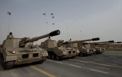 Les forces blindées dans le Maghreb