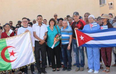 S. E. L'ambassadrice de Cuba en Algérie, Mme Clara Margarita Pulido Escandell : «Plus de 900 Cubains sont présents et travaillent en Algérie»