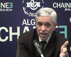 Algérie / Chems Eddine CHITOUR : l'avènement d'une nouvelle république (podcast)