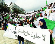 Algérie / La rue refuse «la solution article 102 de la Constitution»