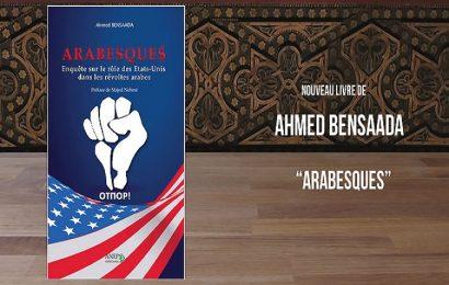 Livre / Arabesque américaine d'Ahmed Bensaada