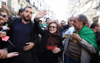 Appel de Djamila Bouhired à la jeunesse algérienne en lutte : «Ne les laissez pas voler votre victoire !»