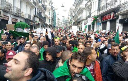 Algérie / Le FLN chahuté comme en 1988, mais pas par les mêmes gamins !