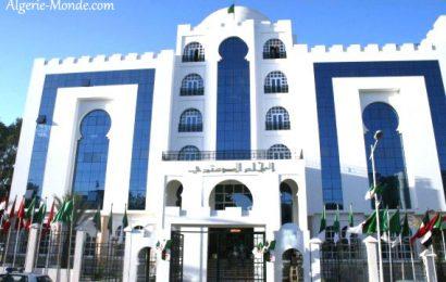 L'Algérie Aléatoire / LES INSTITUTIONS
