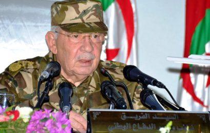Algérie / le chef d'état-major de l'armée demande de déclarer Bouteflika inapte
