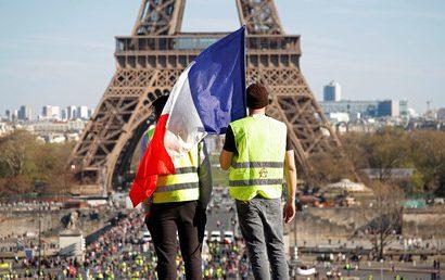 France / les «gilets jaunes» toujours mobilisés malgré les interdictions de manifester