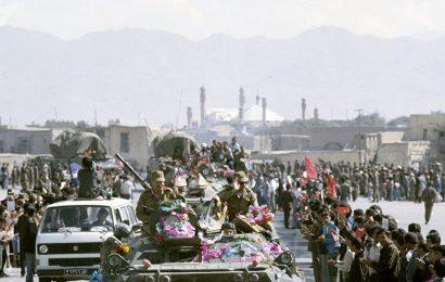 Il y a 30 ans, l'URSS quittait définitivement l'Afghanistan. Interview du général Gromov