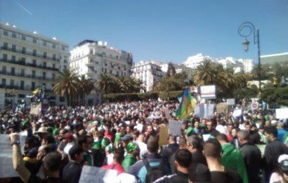 Algérie / Face à la crise politique