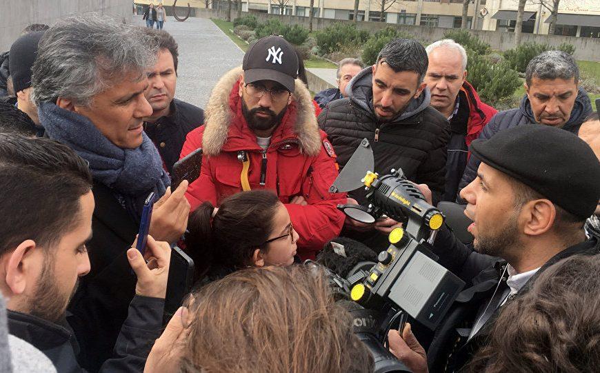 Rachid Nekkaz: «Je lance un appel au peuple d'Algérie pour qu'il vienne me délivrer»