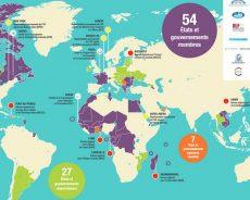 Le français est la deuxième langue étrangère la plus apprise au monde en 2018, selon l'Organisation Internationale de la Francophonie