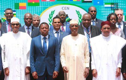 Afrique / Fin du sommet extraordinaire de la Cen-Sad