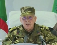 Algérie / Gaïd Salah ouvert à d'autres propositions, garantit la protection de la justice